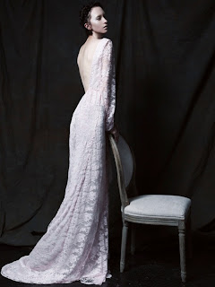 2013 Houghton Bridal Spring Wedding Dresses