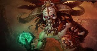 Diablo 3 Witch Doctor Locust Swarm Spell