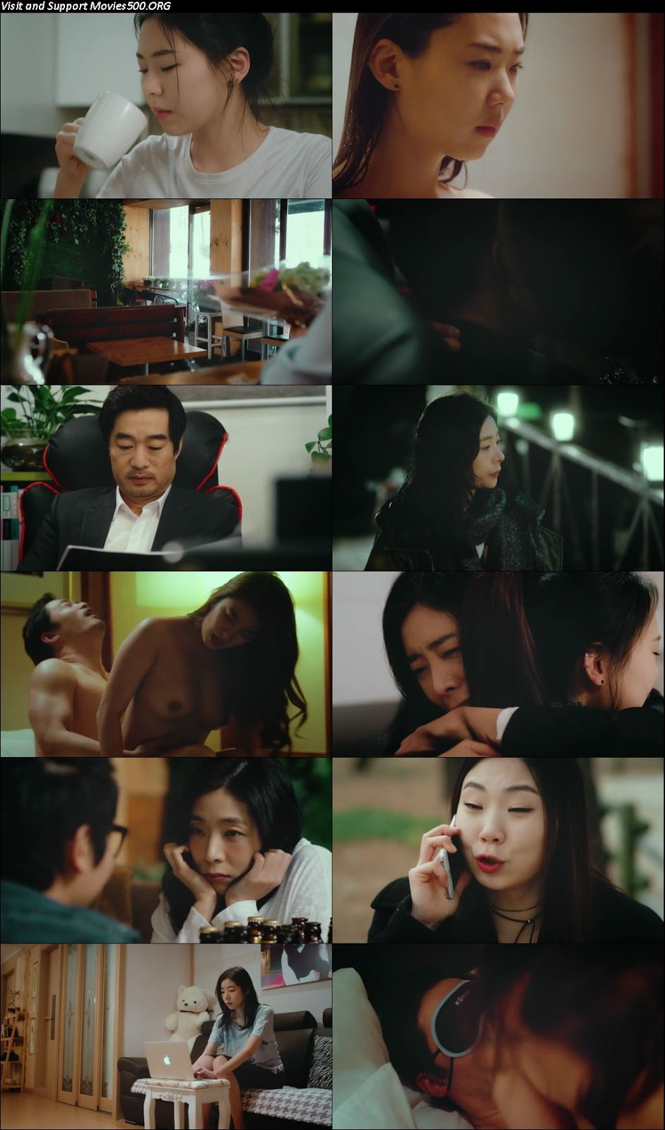 The Sisters's Scandal 2017 Adult 18+ Movie HDRip 720P 600MB at freedomcopy.com