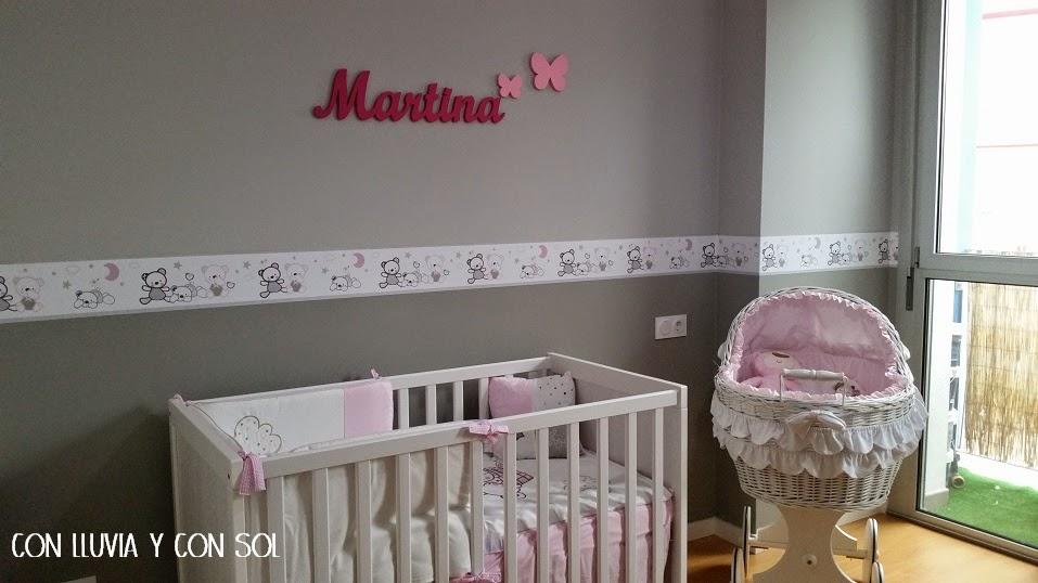 Letras Habitacion Infantil. Free Placa De Madera Para Infantiles ...