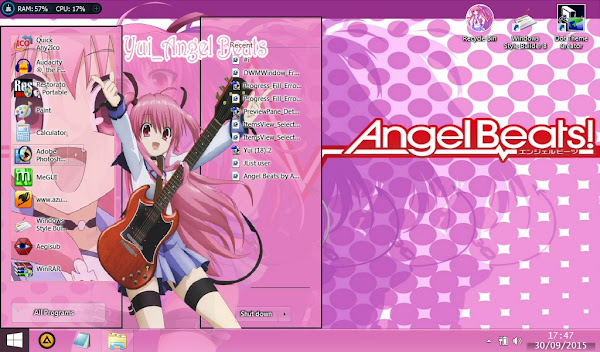 Yui Angel Beats – Win 8/8.1 2