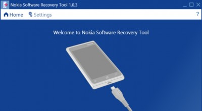 Nokia Luncurkan Software Recovery Tool