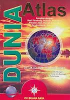 ajibayustore Judul : ATLAS DUNIA Pengarang : Tim Buana Raya Penerbit : Buana Raya