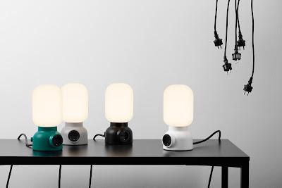 lampada da tavolo design