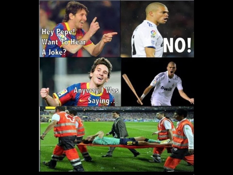 Messi Vs Ronaldo Funny Jokes | Foto Bugil Bokep 2017 Funny Football Trolls 2017