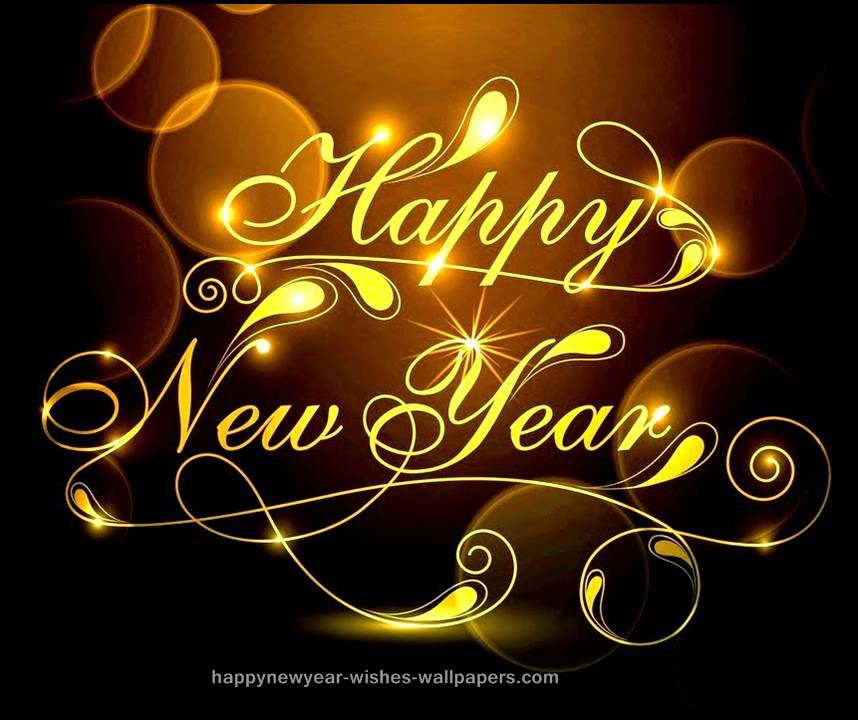 happy new year wishes wallpapers 2016