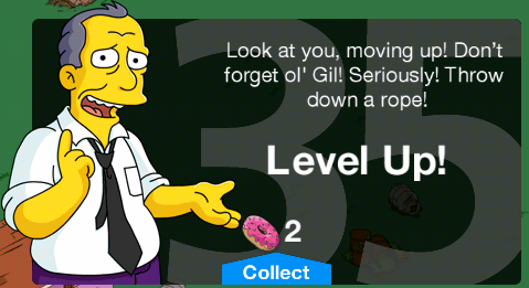 The Simpsons Tapped Out - Level 35 update - Gaming Lounge