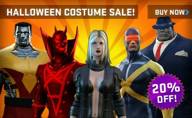 All Things X: Marvel Heroes Bulletin 1