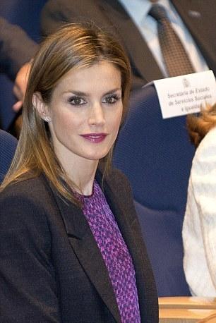 Queen Letizia - Style - Felipa Varella - Magrit - Fashion