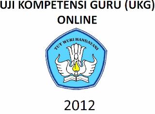 Jadwal Ulang Pelaksanaan UKG Online 2012