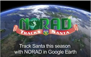 Freebie - NORAD Tracks Santa