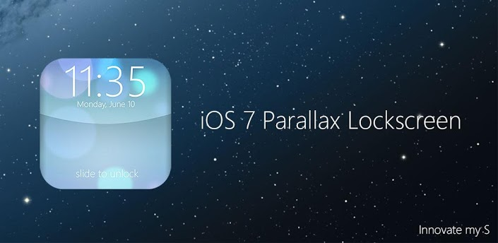 galaxy parallax live wallpaper apk