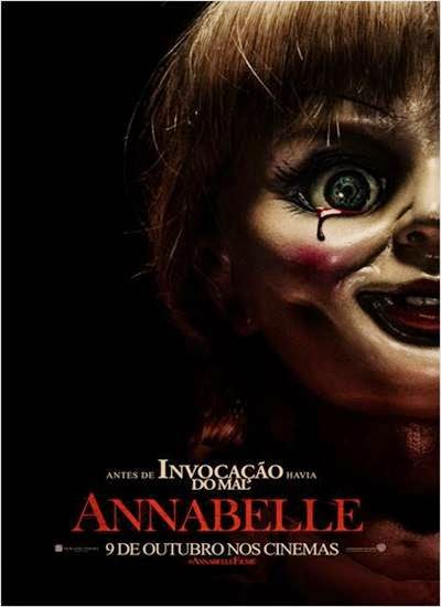 Baixar Annabelle AVI HDRip Dual Áudio + RMVB Dublado Torrent