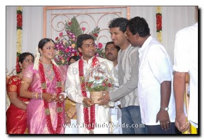 Surya Jyothika Wedding Pictures