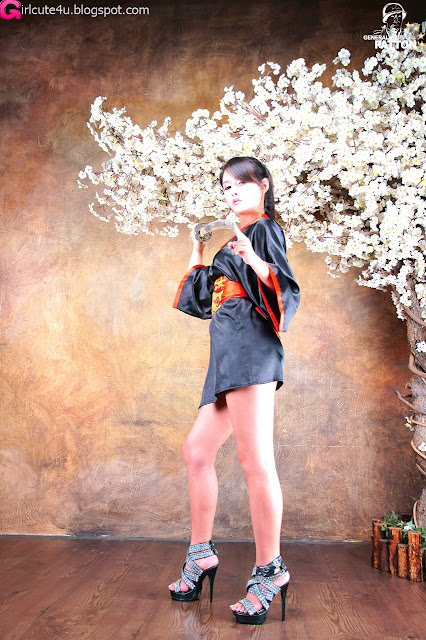 12 Cha Sun Hwa - Samurai Girl-very cute asian girl-girlcute4u.blogspot.com