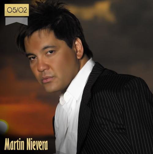 5 de febrero | Martin Nievera - @4eversinging4u | Info + vídeos
