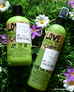 Tigi Love Peace and the Planet