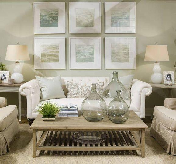 Coastal Living Room: Key Interiors By Shinay: Coastal Living Room Design Ideas