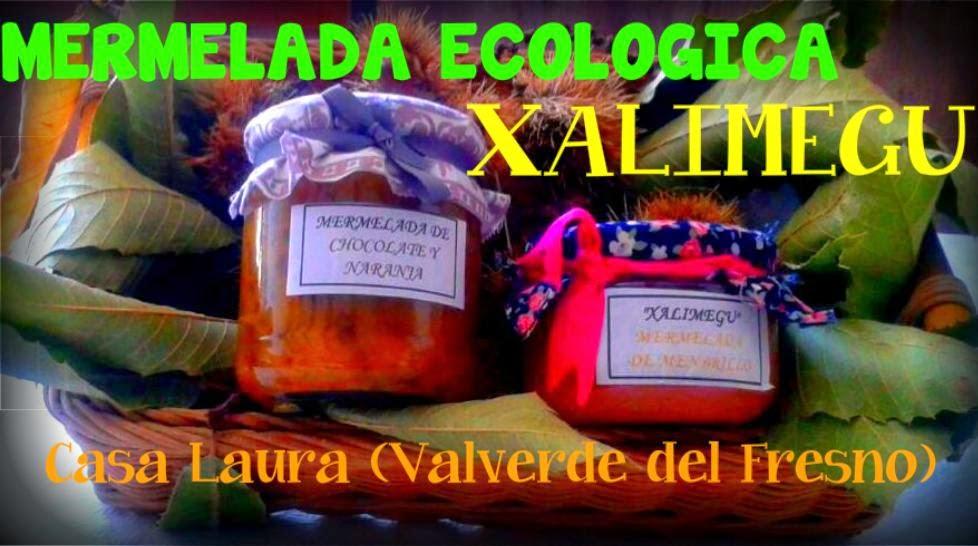 Mermelada ecológica, en Valverde del Fresno