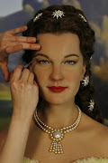 Fixing Romy Schneider´s wax figure