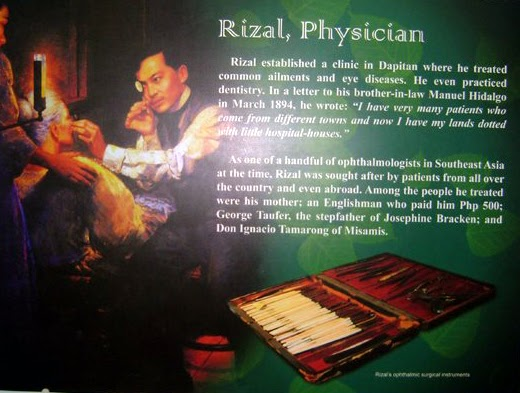 """rizal as a physician Rizal""""s secret mission • rizal""""s secret mission (with the blessing of paciano)was to observe keenly the life and culture, languages and."""
