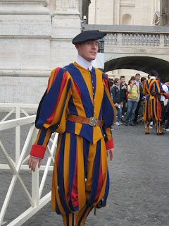 Гвардия Ватикана