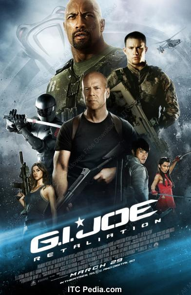 G.I. Joe: Retaliation (2013) CAM