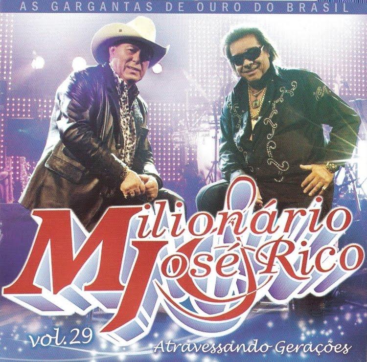 Milionário & José Rico Atravessando Gerações