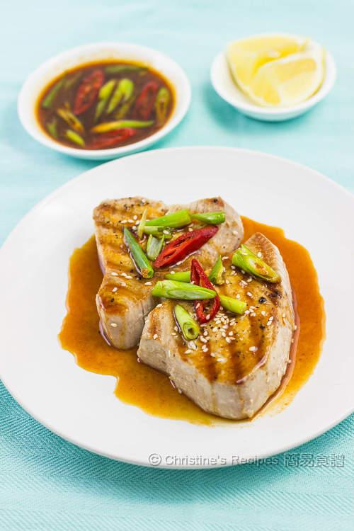 是拉差吞拿魚扒 Sriracha Tuna Steaks01