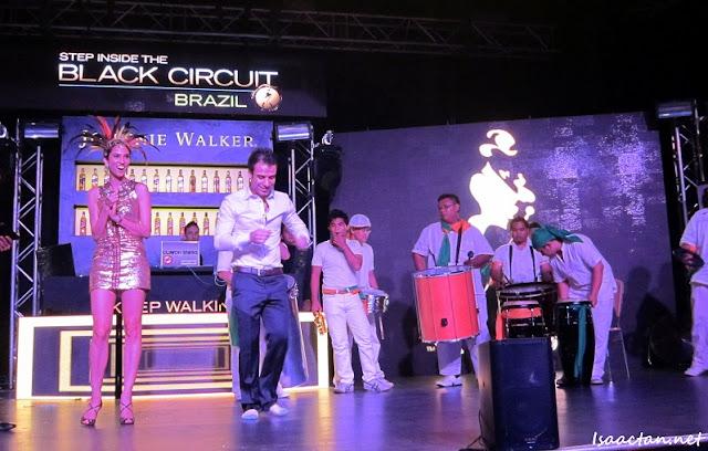 Johnnie Walker Black Circuit Brazil