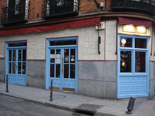 Garitos de madrid tapas bares restaurantes y discos for El jardin secreto madrid precios