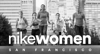 Nike Women's half marathon San Francisco photo