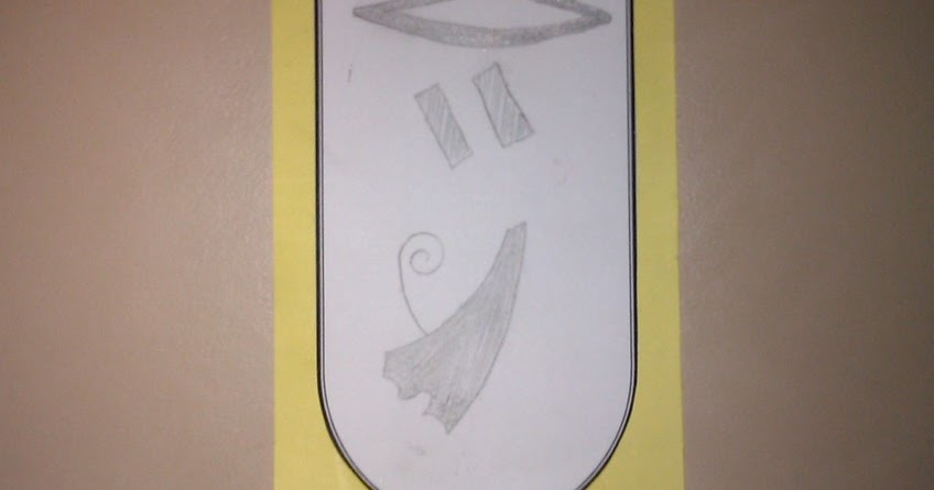 Activities for Kids: Egyptian Cartouche (Name Tag)