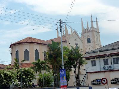 Iglesia St Francis Xavier Malaca