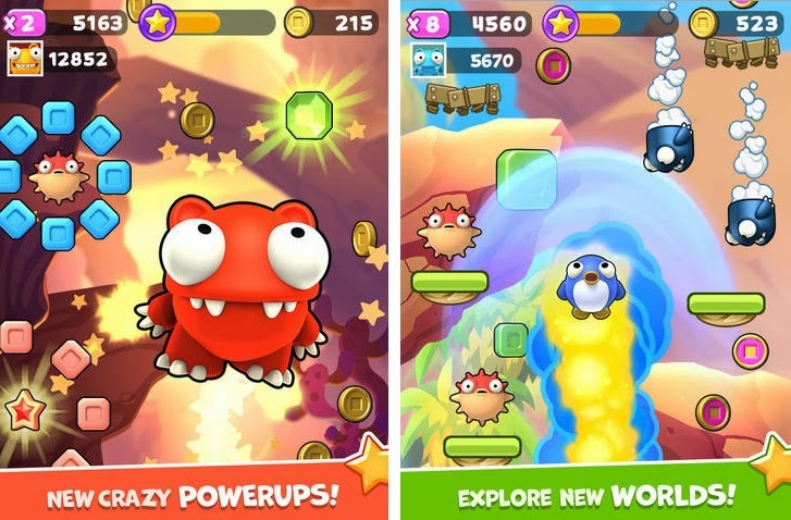 Mega Jump 2 is a fun, addictive, free iPhone game with exciting and challenging game-play. Read our Review.