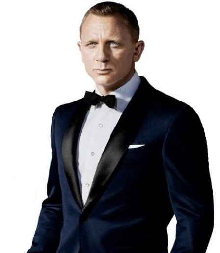 James Bond 007 Skyfall Daniel Craig Fashion Review | Delhi ...