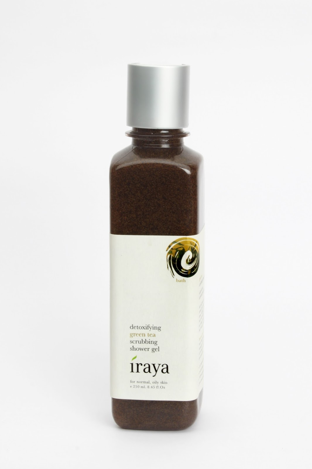 Iraya Detoxifying Green Tea Scrubbing Shower Gel