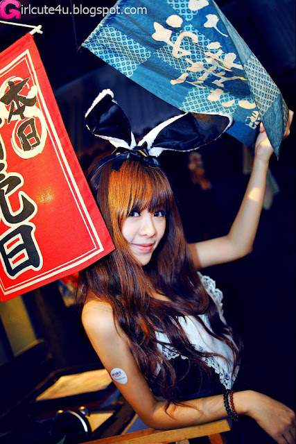 5 Wang Tingyu - Bunny-very cute asian girl-girlcute4u.blogspot.com