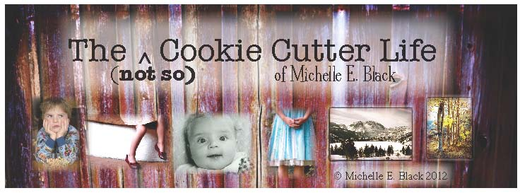 The not so Cookie Cutter Life of Michelle E. Black