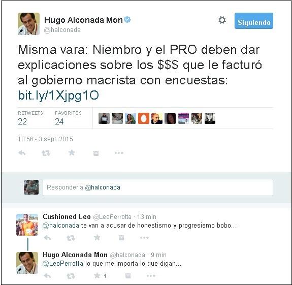 ALCONADA MON, HUGO ALCONADA MON