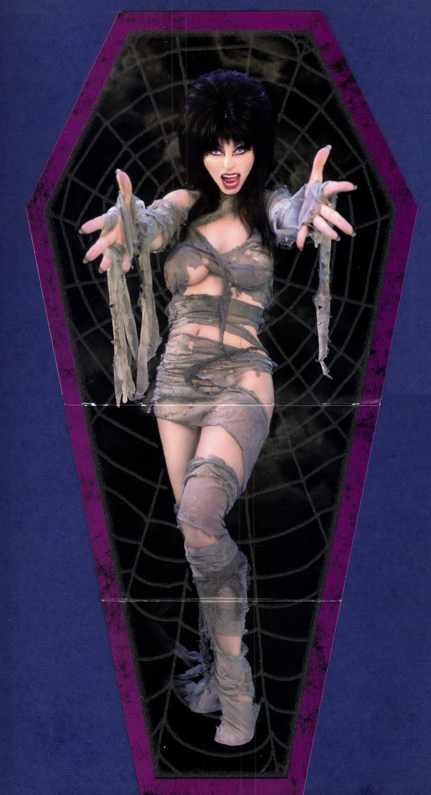 Elvira mistress of the dark naked pic 54