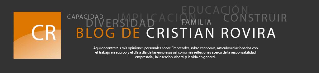 Blog de Cristian Rovira