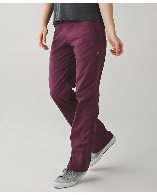 lululemon red-grape-studio-pant-iii