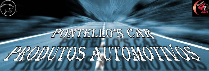 Pontello's Car Produtos Automotivos