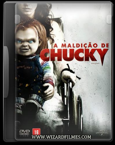 A Maldição de Chucky Sem Cortes Torrent BDRip Dual Áudio (2013)