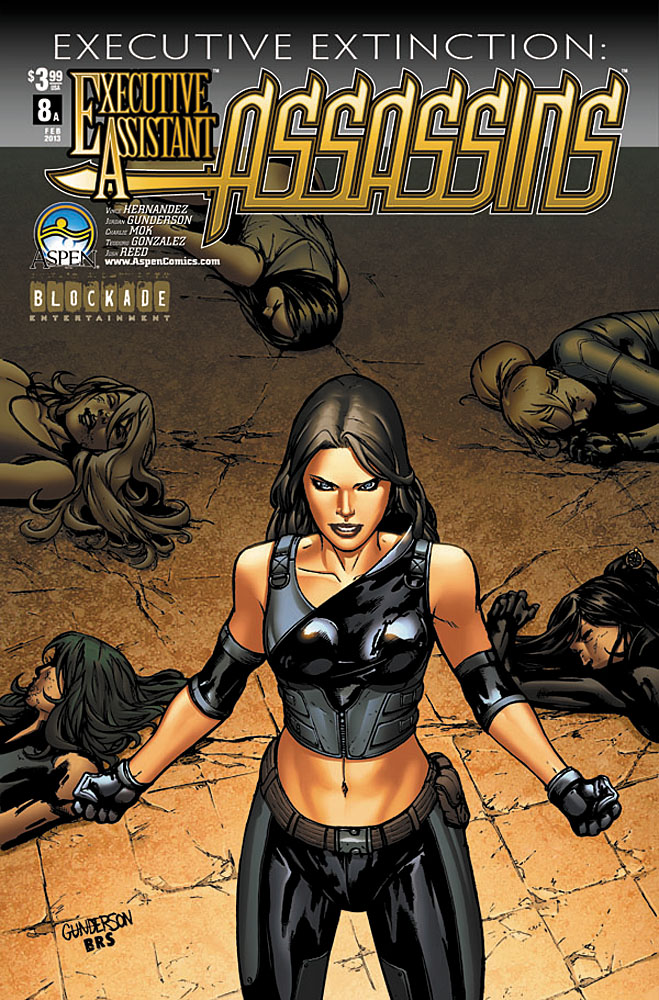 Solicitations: Aspen Comics February 2012