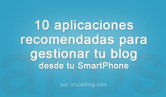 10 aplicaciones recomendadas