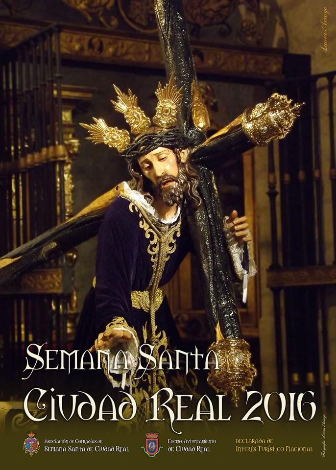 Cartel Oficial de la Semana Santa de Ciudad Real 2016