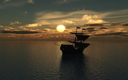 Koleksi Gambar Perahu Keren