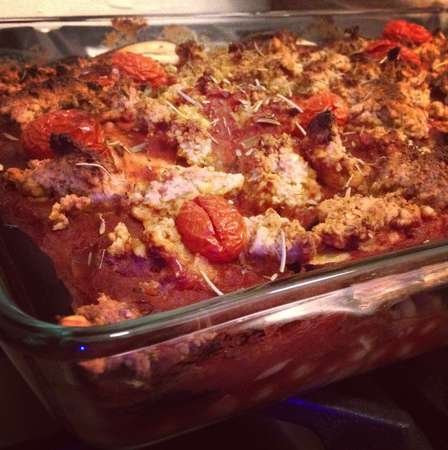 Farshicle: Vegan, Gluten Free, Eggplant Lasagna with ...
